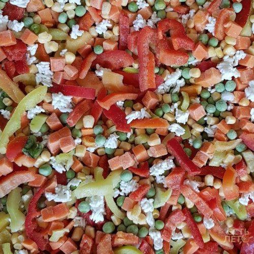 Смесь овощная Гавайская