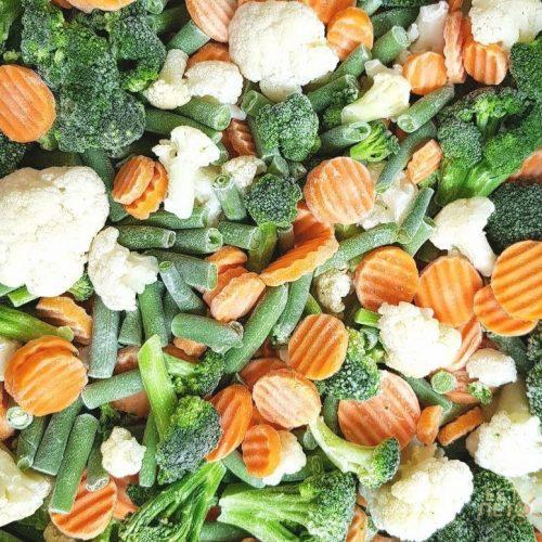 Смесь овощная Европейская